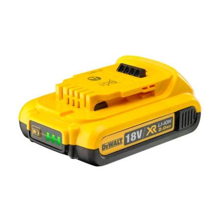 Dewalt batería 18V XR 2ah DCB183
