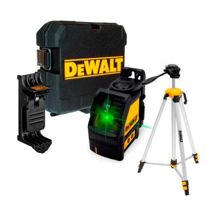 dewalt-laser dw088cg más tripode