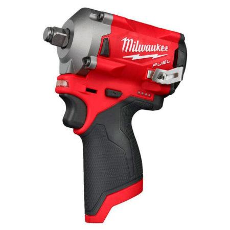 Pistola de impacto Milwaukee a bateria M12 Fuel