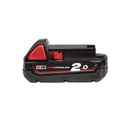 Bateria original Milwaukee m18 2ah