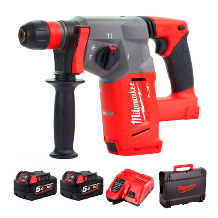 Martillo percutor a batería Milwaukee M18CHX